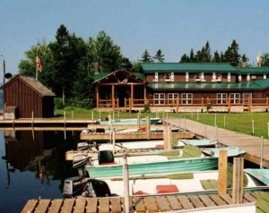 Tall timber Lodge Pittsburg NH Great North Woods