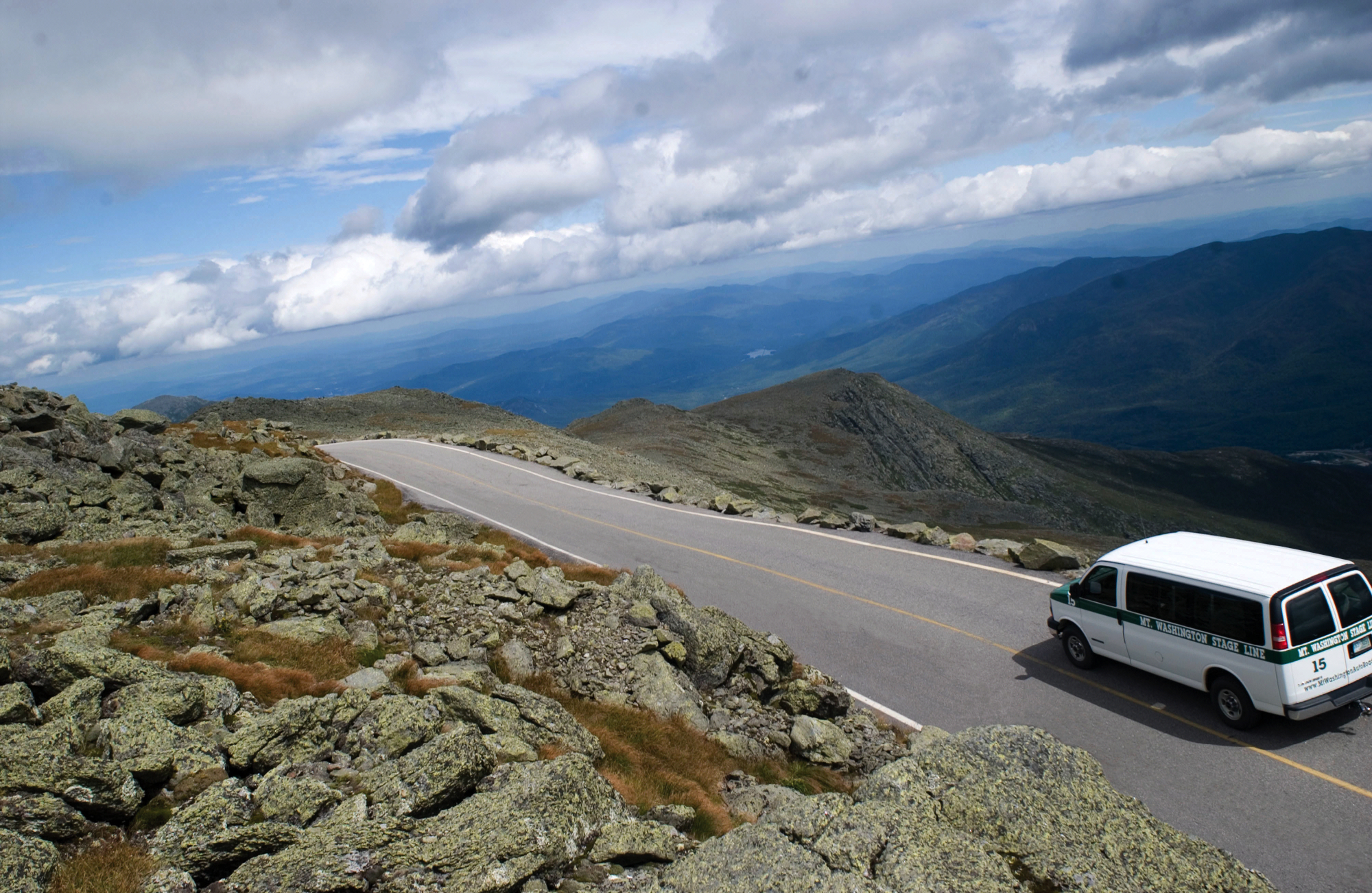 Mt Washington Auto Road >> Mt Washington Auto Road Guided Tour Nh Grand
